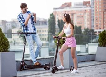 e scooter mieten