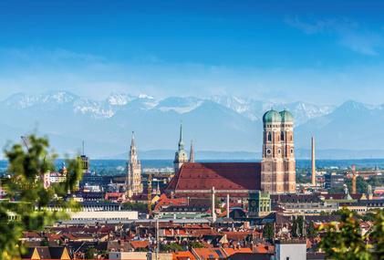 E-Scooter mieten und leihen in München