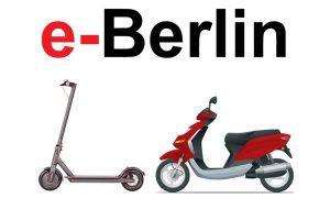 e-scooter mieten in Berlin tier