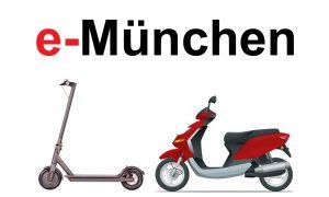 e-scooter mieten münchen tier