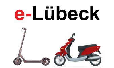 e-scooter mieten in Lübeck