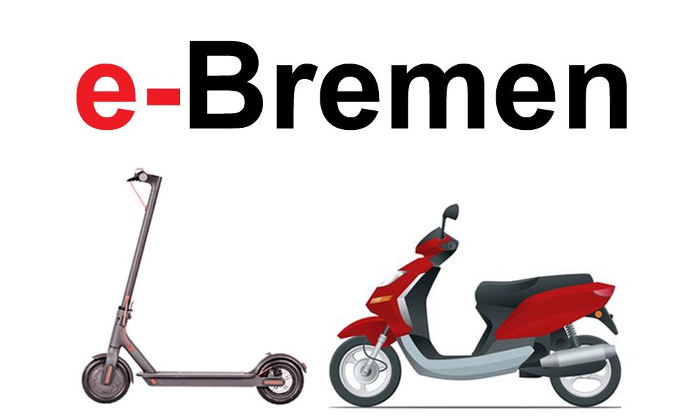 e-scooter mieten und leihen in bremen
